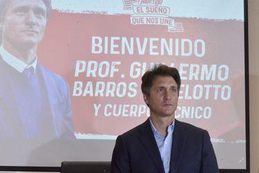 """Barros Schelotto, presentado en Paraguay: """"Tenemos que demostrar contra Chile que queremos ir al Mundial"""""""