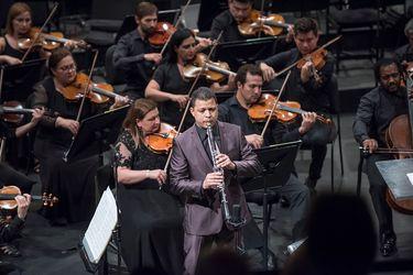 Después de 13 meses, la Orquesta Sinfónica regresa al Teatro Universidad de Chile