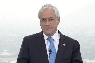 """Piñera promulga en Iquique nueva Ley de Migraciones y afirma que cuerpo legal permite """"poner orden en nuestra casa"""""""