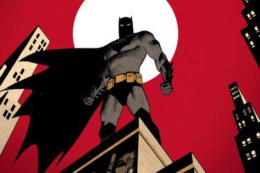 Paul Dini escribirá un nuevo cómic de Batman: La Serie Animada