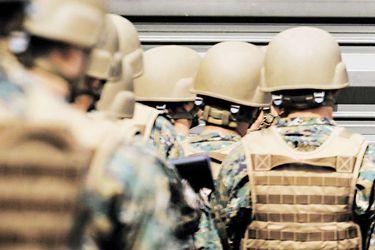 """Guillermo Holzmann, analista internacional: """"Quedan claras las tareas que efectuarán las Fuerzas Armadas dentro de este marco""""."""