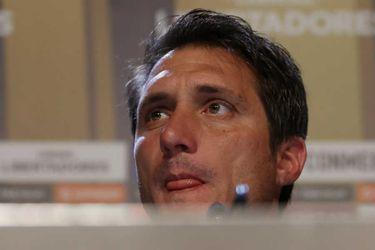 Barros Schelotto está a detalles de ser el técnico de Paraguay, el próximo rival de Chile