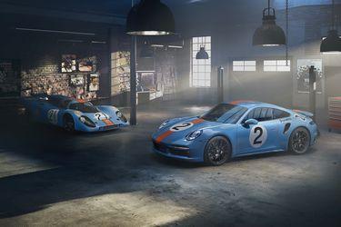 Porsche se cuadra otra vez con su historia y lanza un one-off del 911 en honor al mexicano Pedro Rodríguez
