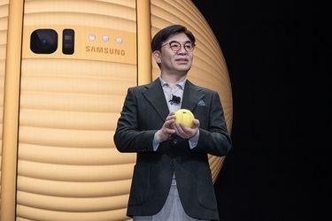 Samsung presentó a Ballie, el robot esférico que quiere ser tu mejor amigo