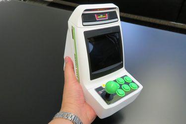 Astro City Mini, el nuevo mini-arcade de Sega que incluirá 36 clásicos de los videojuegos
