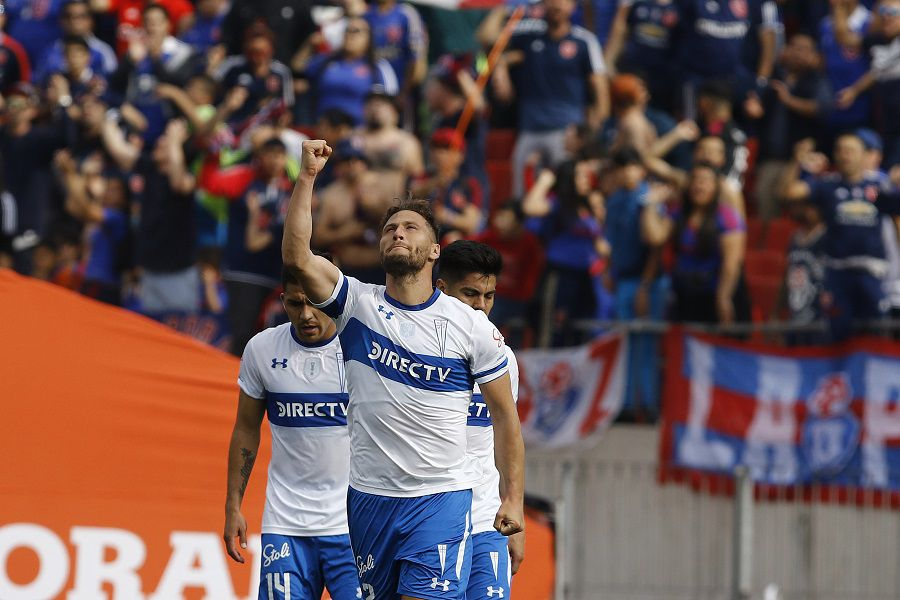 Universidad de Chile vs Universidad Católica