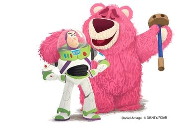 """Dibujante de Toy Story y creador de Lotso: """"Cuando se estrenó, la animación cambió para siempre"""""""