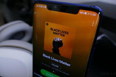 Black Lives Matter: la lista de Spotify que destaca artistas afroamericanos