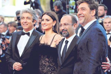 Cannes: drama con Penélope Cruz no convence en la noche de apertura