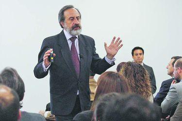 Director de INE Guillermo Patiño realiza la Cuenta Publica 2019