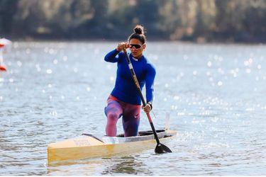 María José Mailliard lo hace de nuevo y se consagra bicampeona del mundo de canotaje