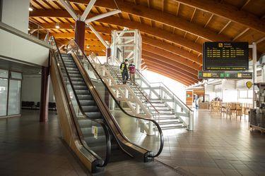 Sacyr levanta cerca de US$64 millones para ampliar el aeropuerto de Arica