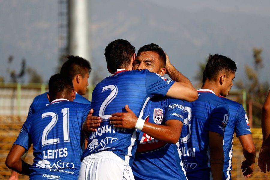 Melipilla vence a Copiapó y manda a Wanderers al último puesto - La Tercera