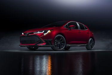 Toyota destapa el Corolla hatchback más atrevido del momento
