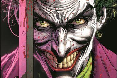 A Jason Todd no le gustará esta nueva imagen de Batman: Three Jokers