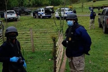 En prisión preventiva dos comuneros imputados de usurpación, hurto y daños que afectaron a predios de La Araucanía