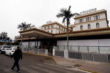 Municipio de Viña pone a disposición el Hotel O'Higgins como centro de atención temporal para casos de coronavirus