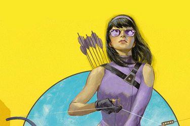 El título transitorio para la serie de Hawkeye hace un guiño a Kate Bishop