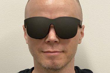 Facebook desarrolló un prototipo de lentes Realidad Virtual que parecen lentes de sol