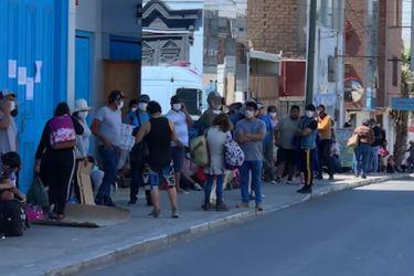 Entre la frontera y el Covid-19: el drama de cientos ciudadanos de Perú varados en Arica