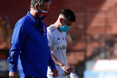 Pablo Aránguiz sufre fractura que lo dejará tres meses fuera de las canchas