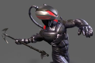 ¿Estará Black Manta como DLC en Injustice 2?