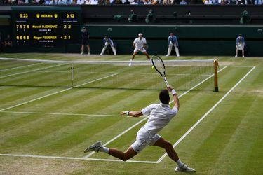 Djokovic vs Federer | Wimbledon 2019