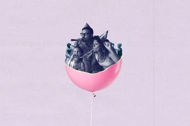 Celebrar los cumpleaños infantiles en cuarentena
