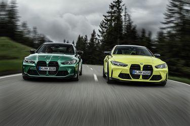 BMW M3 Sedán y BMW M3 Coupé: hasta 510 caballos para una cuidada fórmula bávara