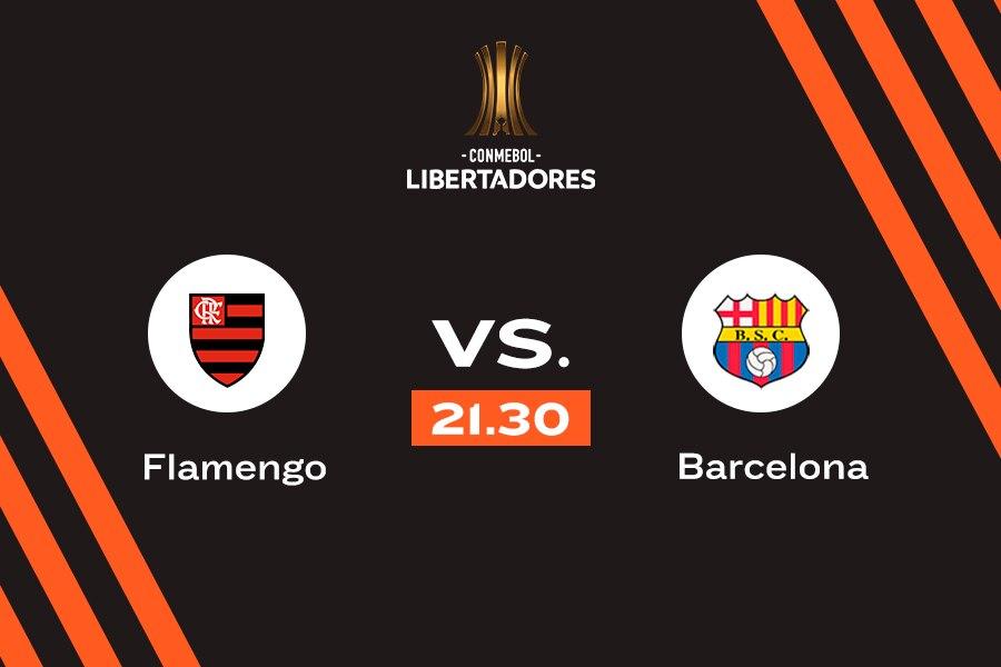 Flamengo vs. Barcelona