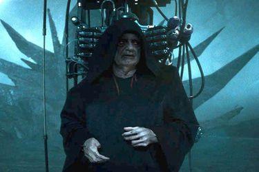 The Rise of Skywalker consideró reunir a Kylo Ren y Palpatine en las ruinas de Coruscant
