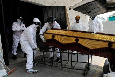 México supera los 80.000 casos de coronavirus y fallecimientos suben a más de nueve mil personas