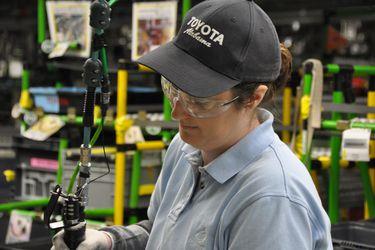 Toyota fabrica insumos médicos en EE.UU. para combatir la pandemia