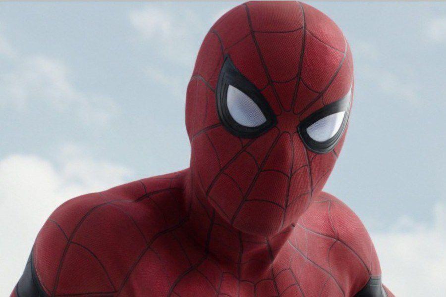 ojos spider man traje mcu