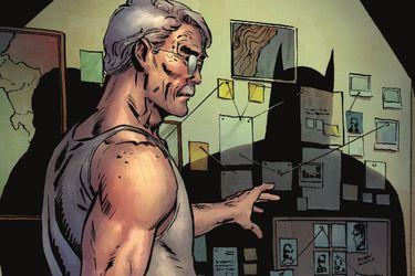 Jim Gordon reveló que conoce la verdadera identidad de un personaje en el cómic del Joker