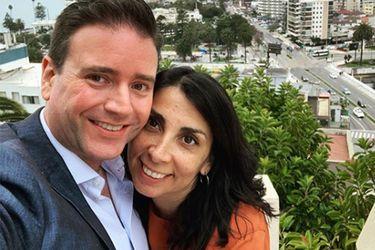 Acusan que ministra Karla Rubilar habría utilizado recursos públicos para favorecer campaña de su pareja