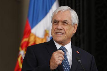 """Piñera: """"El costo de Espacio Riesco al mes para Chile, es menos que lo que cuesta al país un parlamentario al mes"""""""