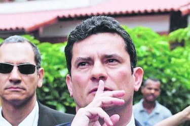 Sérgio Moro: el exjuez brasileño entra en carrera por Planalto