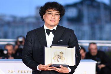 Corea hace historia: Bong Joon-ho se lleva la palma de oro en Cannes