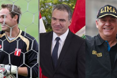 Perú: Se inicia la batalla por la Presidencia