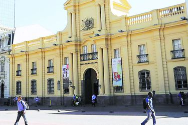 Museo Histórico Nacional Fachada