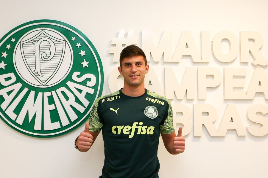 La UC anuncia la venta de Kuscevic al Palmeiras - La Tercera