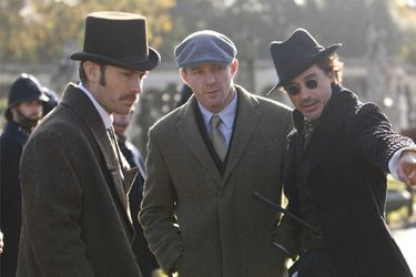 Sherlock Holmes 3 avanza pero con Dexter Fletcher reemplazando a Guy Ritchie