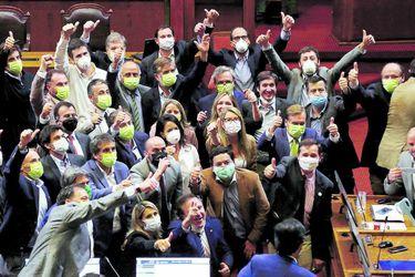 Lo que tienes que saber este miércoles en La Tercera: revés de la oposición, quiebre de pactos y nuevo líder de la Cámara