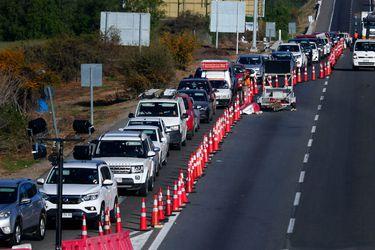 Autoridades esperan que salgan 400 mil vehículos por fin de semana con interferiado