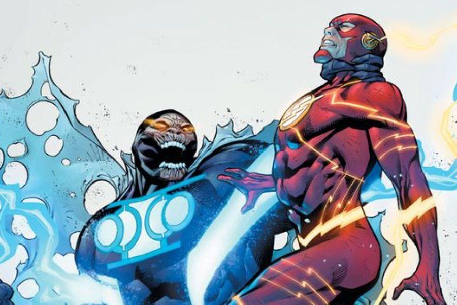paradox flash