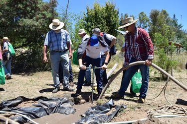 Comunidades se capacitan para mejorar el acceso al agua