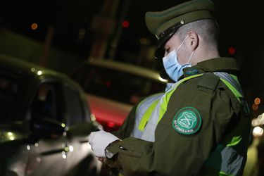 Balance policial: Cifra de detenidos por infracciones sanitarias aumentó un 17% durante último día