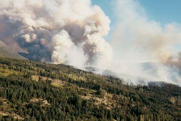 Incendios forestales en el sur de Argentina dejan al menos un fallecido y once desaparecidos