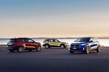 Estos fueron los 10 SUV más vendidos en Chile durante el primer semestre del año
